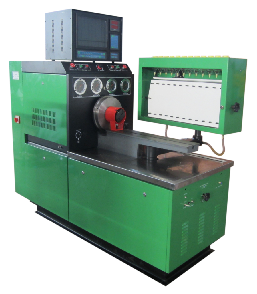 Fuel Injection Pump Test Bench | PumpTest Bench