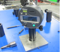 Precision shims common rail injector tester