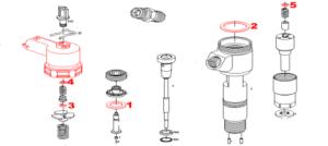 diesel injector test
