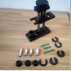 injector clamp