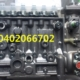 Bosch Fuel Pump 0402066702