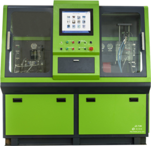 EUI EUP HEUI test bench