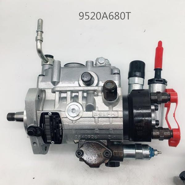 Perkins Fuel Pump 9520A680T